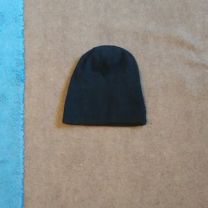 J. Crew Cashmere Winter Beanie Foldover Hat